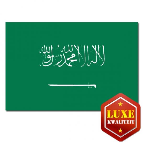 Luxe vlag Saoedi Arabi?