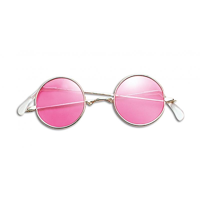 25719d9f2d2f4d Feestartikelen met  john-lennon-bril-roze