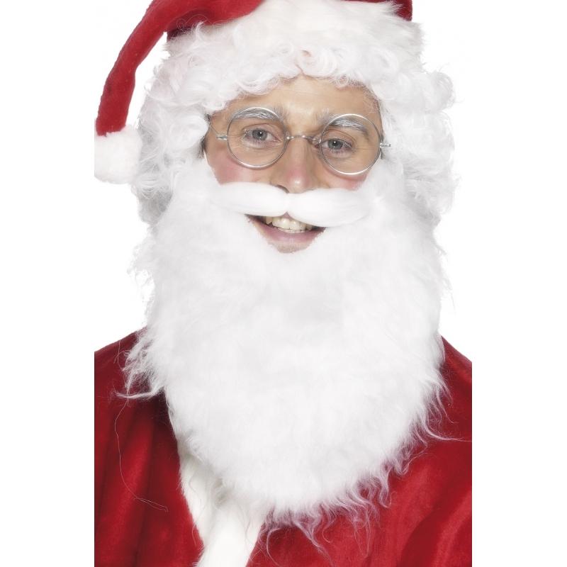 Kerstman baard