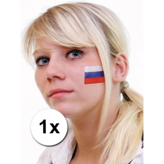Landen vlag tattoo Rusland Geen Landen versiering en vlaggen
