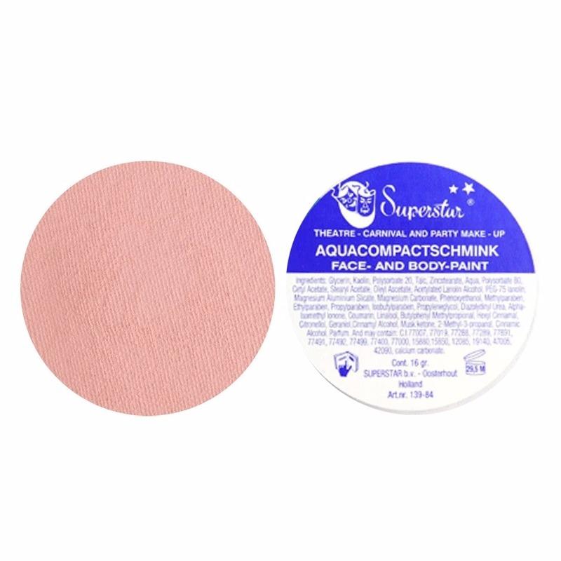 Superstar schmink licht roze Superstar Verkleedaccessoires