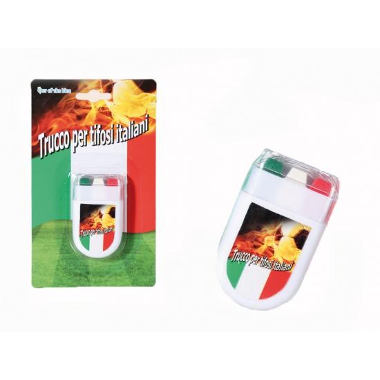 Supporter schmink Italie Geen gaafste producten